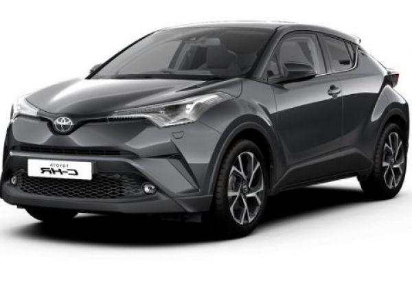 Toyota C-HR Automatic Klaipėda