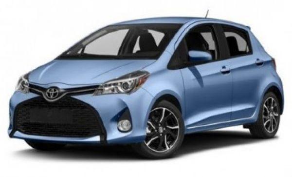 Toyota Yaris Kaunas