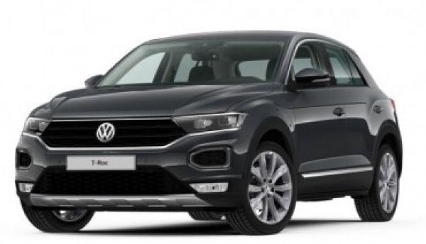 Volkswagen T-Roc Vilnius
